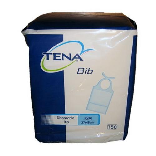 Meprotec zsebes nyálkendő (TenaBib) 40x50cm, 150db - MÖLNLYCKE