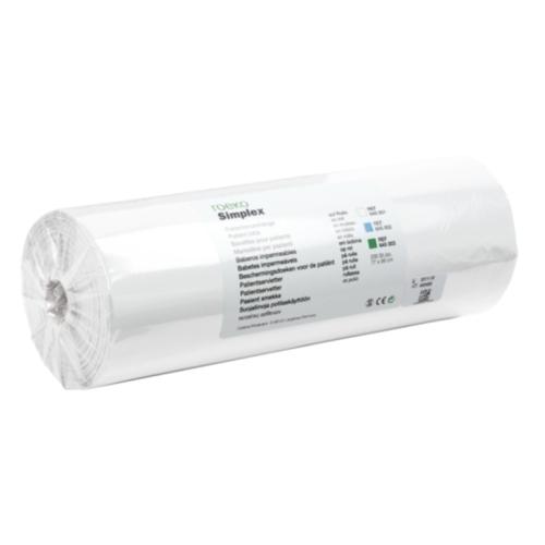 Simplex Fehér Nyálkendő 200db - ROEKO