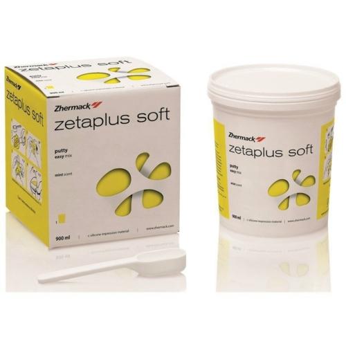 Zetaplus Soft 900 ml - ZHERMACK