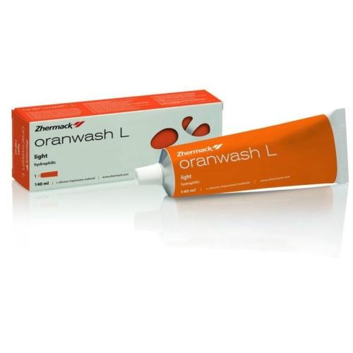 Oranwash L 140 ml sárga - ZHERMACK