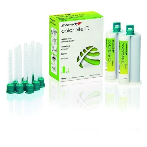 Colorbite D 2x50ml Zöld harapásrögzítő - ZHERMACK