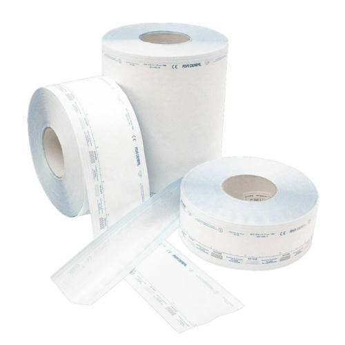 Sterilizáló fólia tekercs, 200mx200mm - ASA egyszerhasználatos