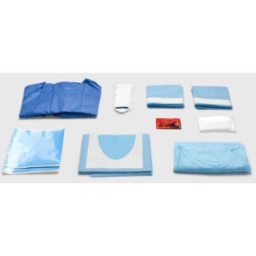 Alle steril sebészeti szet