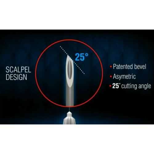 Septoject Evolution inj.tű 0,3x25mm (30G) 100db - SEPTODONT