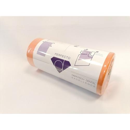 Nyálkendő 60 db (50x80cm) narancssárga - Dispotech