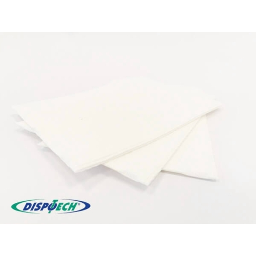 Nyálkendő lapok 500db fehér 2+1rétegű - Dispotech