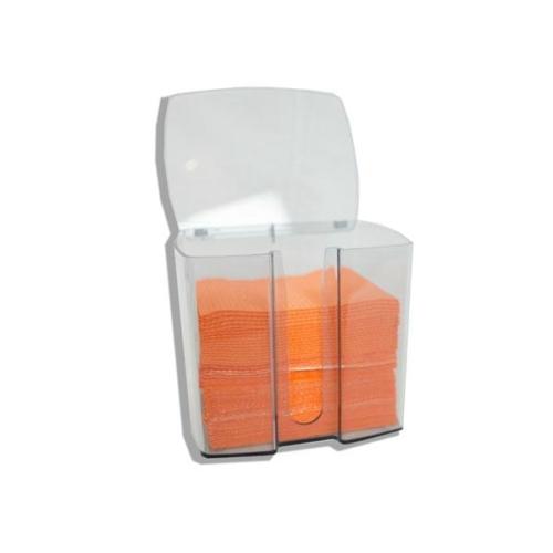 Nyálkendő laphoz adagoló doboz - Dispotech
