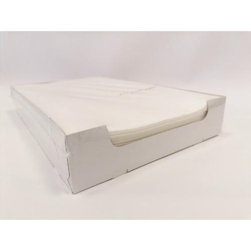 Tálca Papír 250db fehér, 18x28 cm - Dispotech