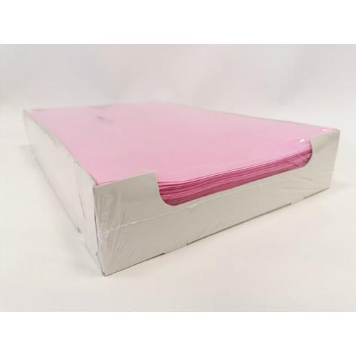 Tálca Papír 250db rózsaszín, 18x28 cm - Dispotech