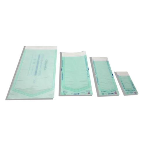 Sterilizáló tasak öntapadós, 90x230mm, 200db - Dispotech