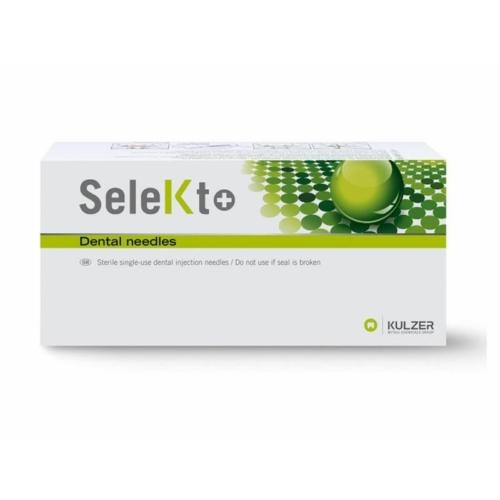 SeleKt+ needle metric 27G 0.4x35mm (100db) (carpule)