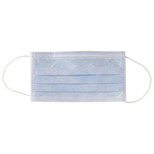 Monoart PROTECTION 4 szájmaszk, (4 rétegű, vil. kék, 50db)
