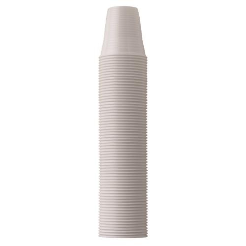 Műanyag Pohár 1,6dl, fehér, 100db