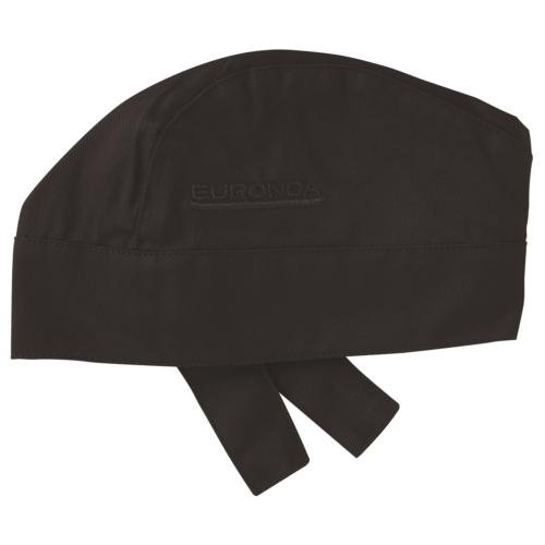 MONOART BANDANA textil sapka fekete 1 db