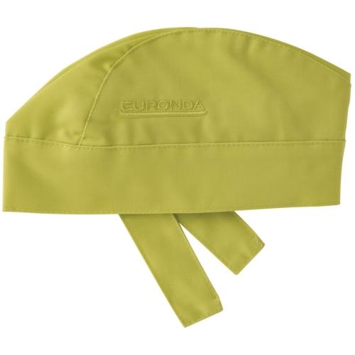 MONOART BANDANA textil sapka lime 1 db