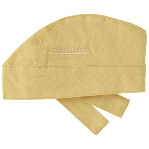 MONOART BANDANA textil sapka sárga 1 db