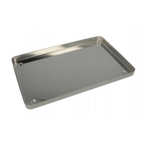 Aluminium Tálca Alj (perforált) 28X18X2.3